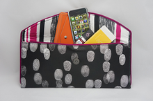 Load image into Gallery viewer, Finger Print Handbag