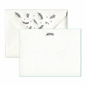 Botanics Social Stationery Boxed of Eight