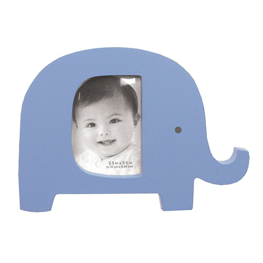 Animal Frame - Blue Elephant