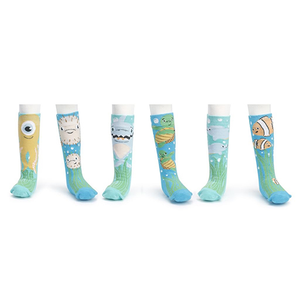 Under the Sea Knee Sock Gift Set