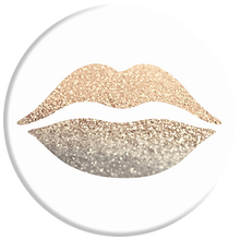 Load image into Gallery viewer, Gold Lips