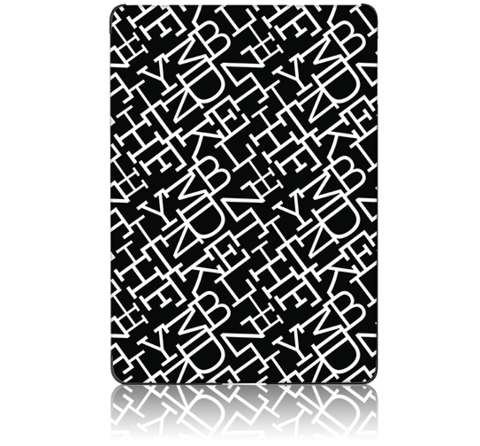 Crossword Origami Case Ipad Air