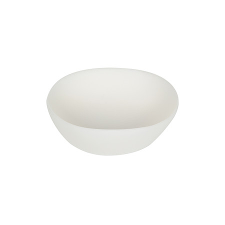 Salt and Pepper Dish, White