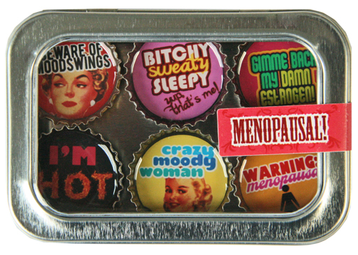 Menopausal Magnets