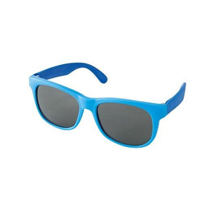 Kids Sunglasses Square Blue