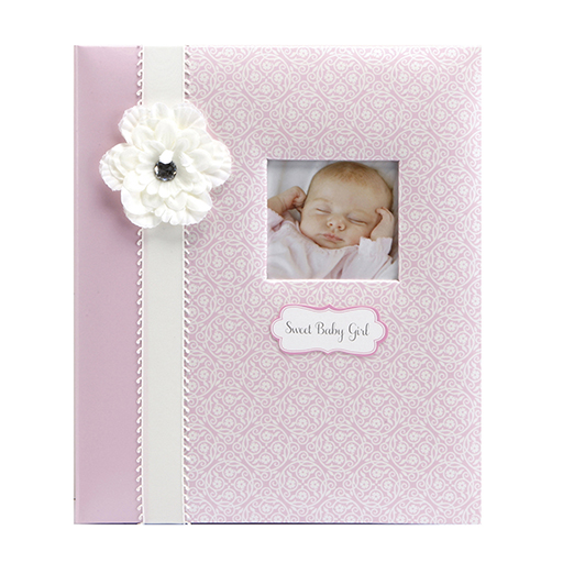 Baby Memory Book - Bella