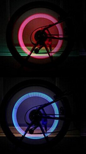 Night Glow Wheel Light