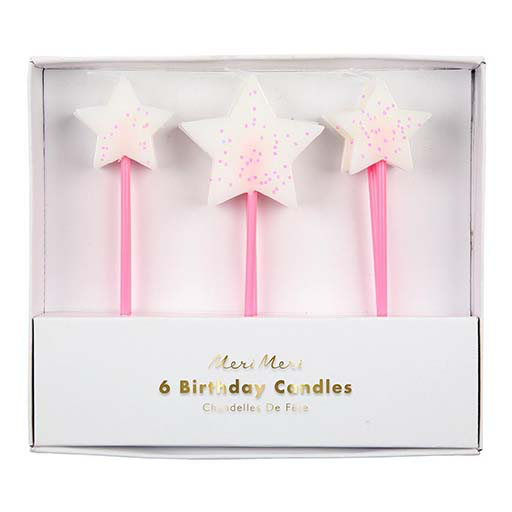 White Star Candles