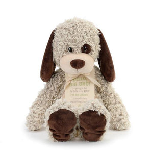 Big Brother Plush Puppy