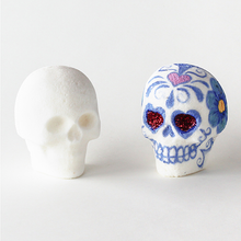 Load image into Gallery viewer, Sugar Skull Mold