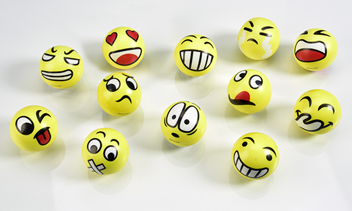 Emoji Stress Ball