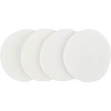 Coaster - White Set of 4