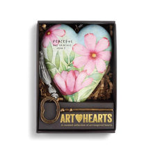Load image into Gallery viewer, October Art Heart