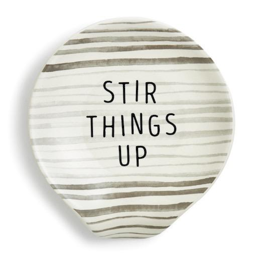 Stir Things Up Spoon Rest