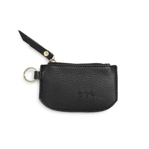 Black Be Bag Coin Purse- ETC…