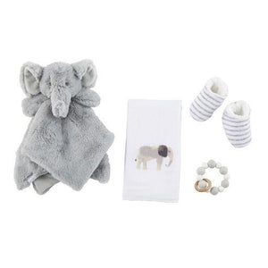 Elephant Baby Essentials Gift Set