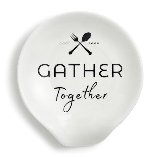 Gather Together Spoon Rest