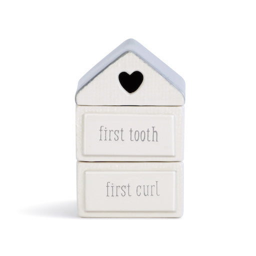 My First Tooth and Curl Box