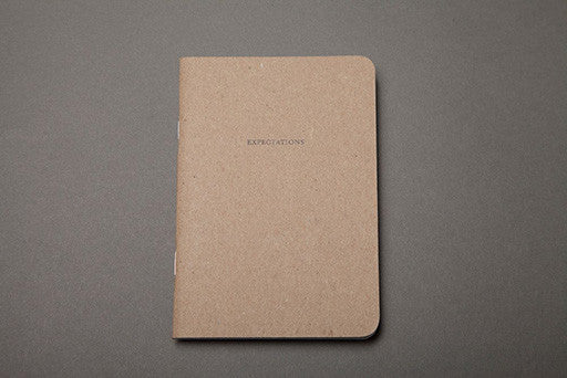 Tally Notebook-Expectations