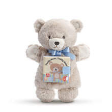 Load image into Gallery viewer, Teddy Bear, Teddy Bear Puppet Book