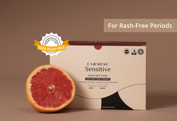 Carmesi Sensitive - 30 Pads