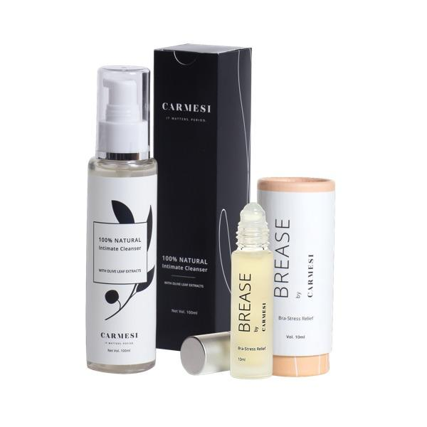 BREASE + Intimate Cleanser(100ml)