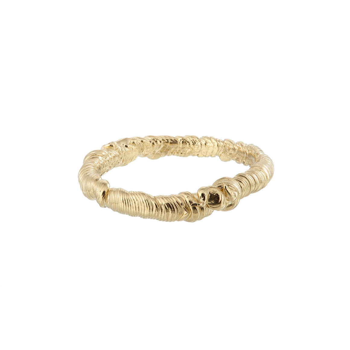 solid gold 9k stacking ring Irish jewellery designer