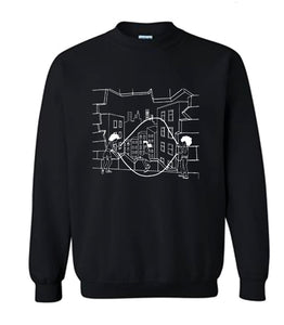 Back in the Day Sweater (unisex)