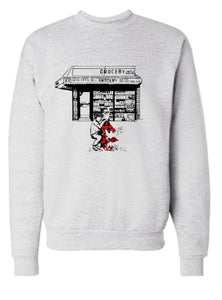 Fountain Ave Sweater (unisex)