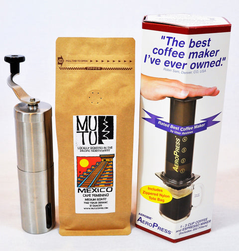 Coffee Adventure Pack