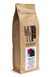 12 ounce bag of Breakfast Blend by Mutu Coffee