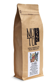 12 ounce bag of Columbia Café Femenino by Mutu Coffee
