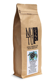 12 ounce bag of Guatemala Café Femenino by Mutu Coffee