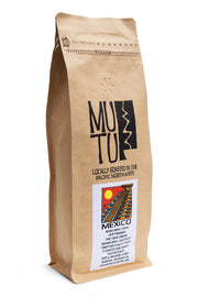 12 ounce bag of Mexico Chiapas Café Femenino by Mutu Coffee