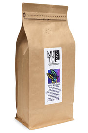 2.2 pound (or 1 kilogram) bag of Papua New Guinea by Mutu Coffee