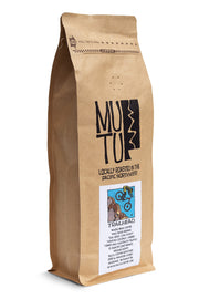 12 ounce bag of Trailhead Blend by Mutu Coffee