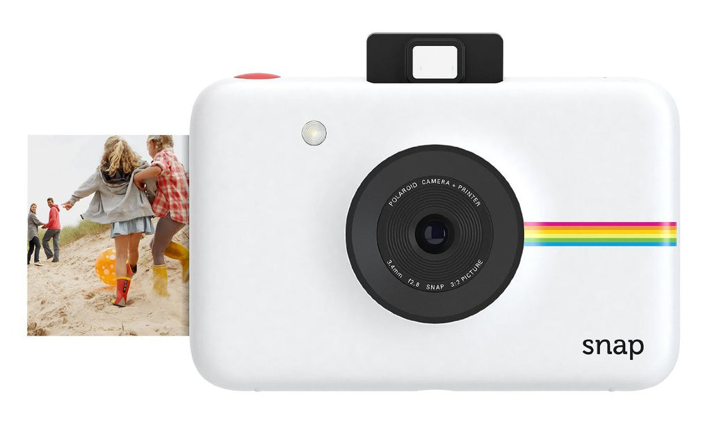 Nostalgia meets modern tech in the Polaroid Snap Instant digital Camera