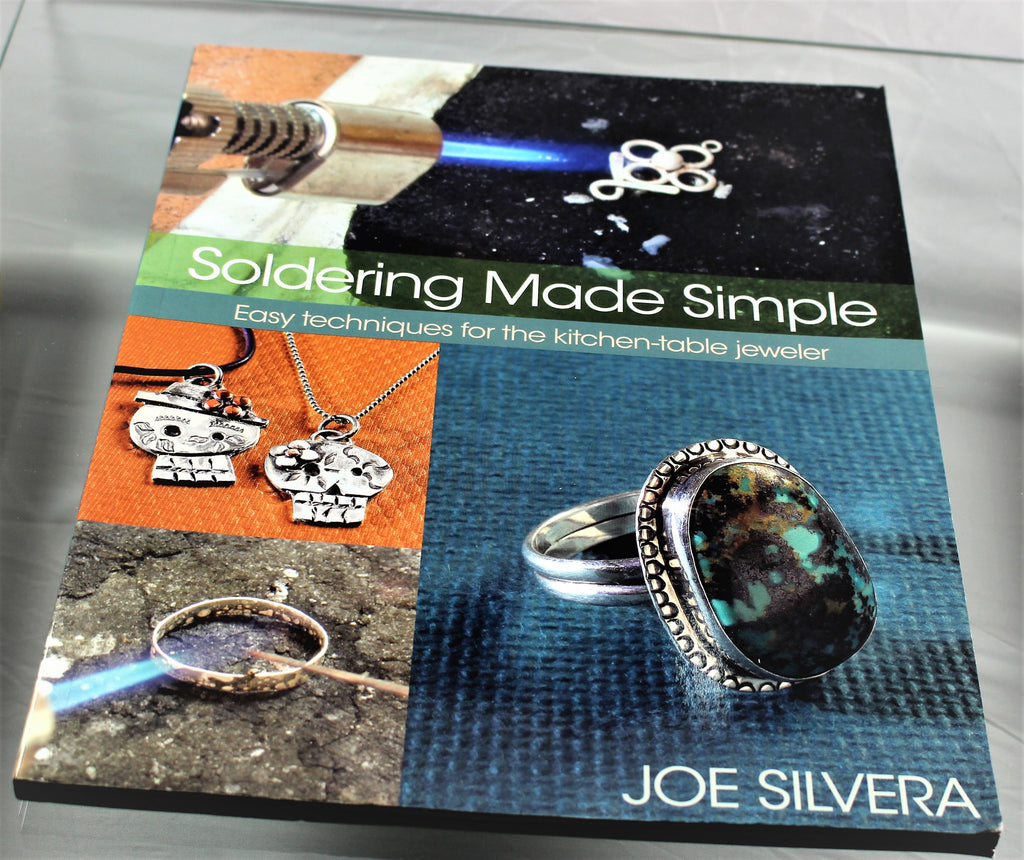Book: Soldering Made Simple  R6S1B-SMS - Azillion Beads