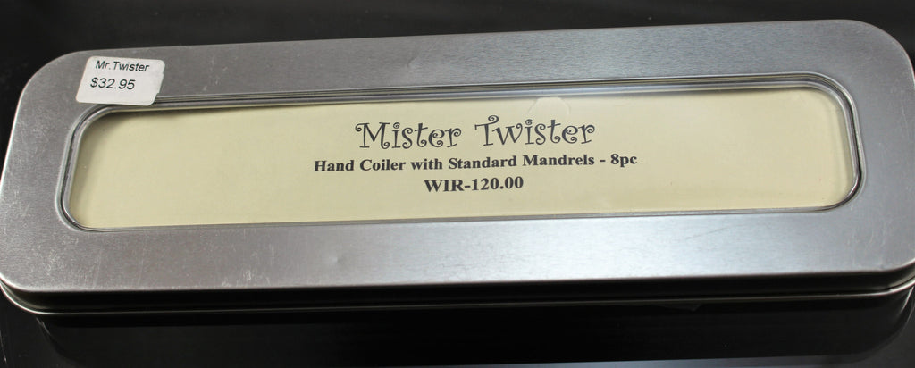 Mr. Twister  R5S5B-WIR120.00 - Azillion Beads