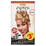 Express Color Complete Hair Bleach Kit 20V & 40V by Kiss - Waba Hair and Beauty Supply