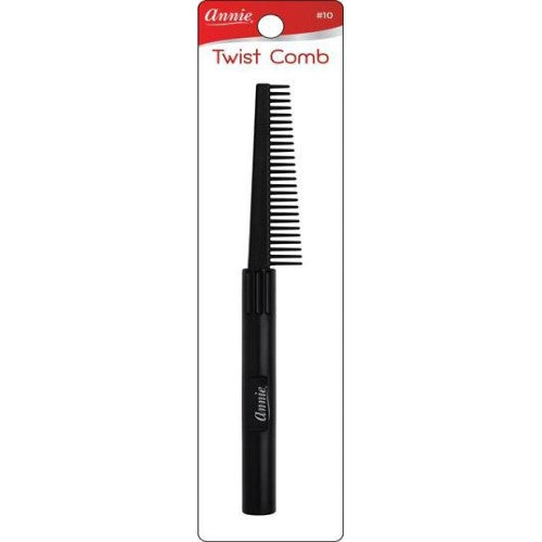Twist Comb Professional Brush Style #10 by Annie Inc - Waba Hair and Beauty Supply