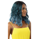 Nubia Synthetic Lace Part Daily Wig by Outre