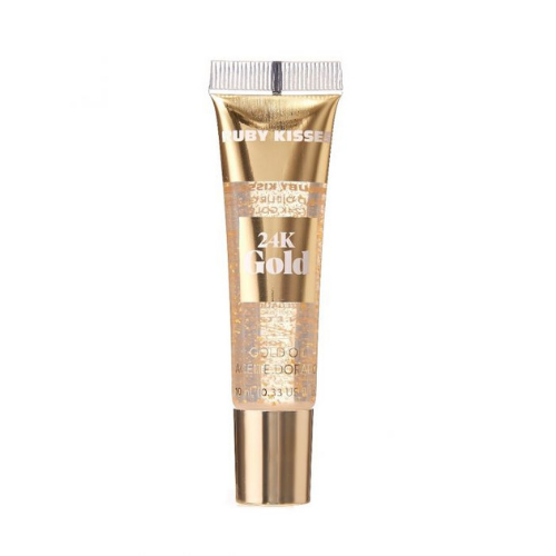 Ruby Kisses 24K Gold Lip Oil by Kiss