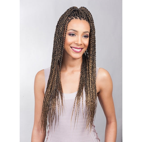 'Feather Tip Braid Synthetic Braid Crochet Hair by Bobbi Boss