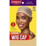 Stocking Wig Cap - Red by Kiss - Waba Hair and Beauty Supply