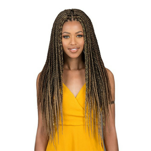 "Bomba Box Braid 18"" African Roots Synthetic Braids By Bobbi Boss - Waba Hair and Beauty Supply"