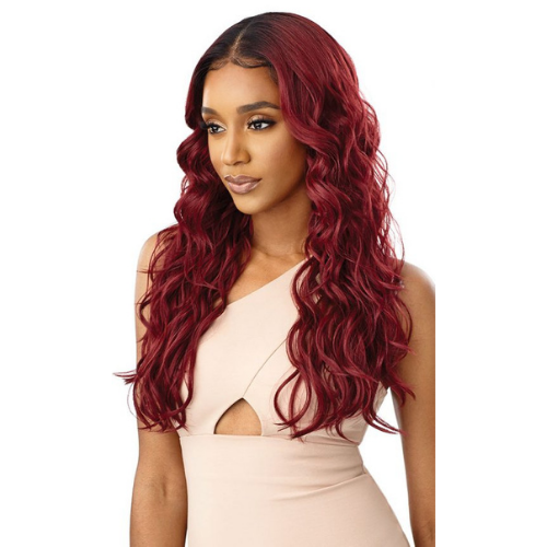 Annalise Perfect Hairline Lace Front Wig By Outre