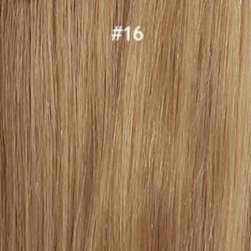"'FRENCH KISS' U-TIP 18"" 100% REMY HUMAN HAIR EXTENSION BY JAZZ WAVE® - Waba Hair and Beauty Supply"