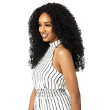 3A Bombshell Bounce Big Beautiful Hair Lace Front Wig by Outre