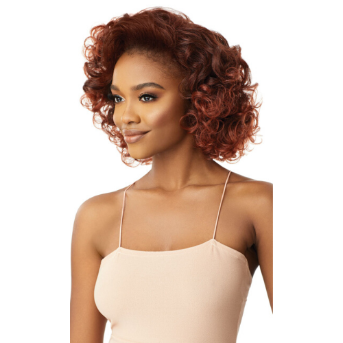 Druann Quick Weave Synthetic Half Wig by Outre